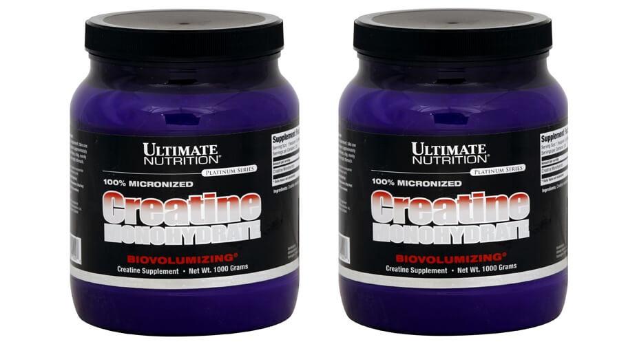 Creatine monohydrate от ultimate nutrition - спортивное питание на dailyfit