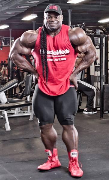перевод статьи питера макгофа (muscular development) «кай грин: начало. до того как он трижды был вторым на мистер олимпия»