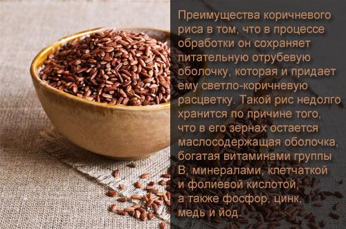 Рис - полезные и опасные свойства риса
