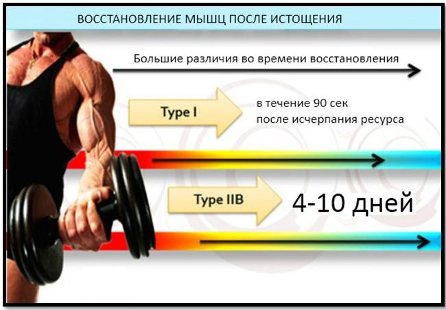 Как накачаться лёгкими весами