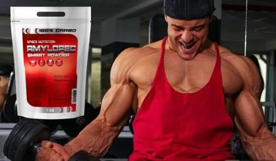 Углеводы для набора мышечной массы - роль в питании
