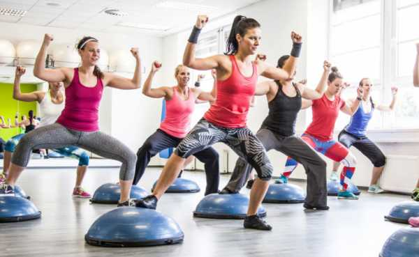 Боди-балет для похудения: упражнения (фото) + видео