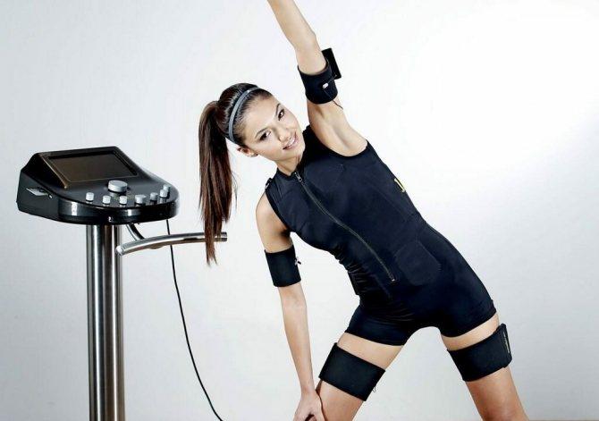 Врач про пользу ems-тренировок в возрасте и укрепление суставов