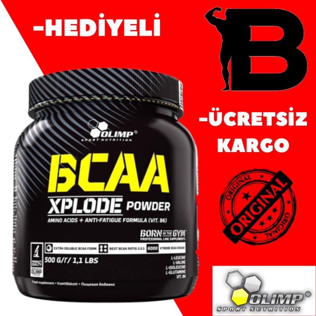Bcaa xplode от olimp: описание и состав
