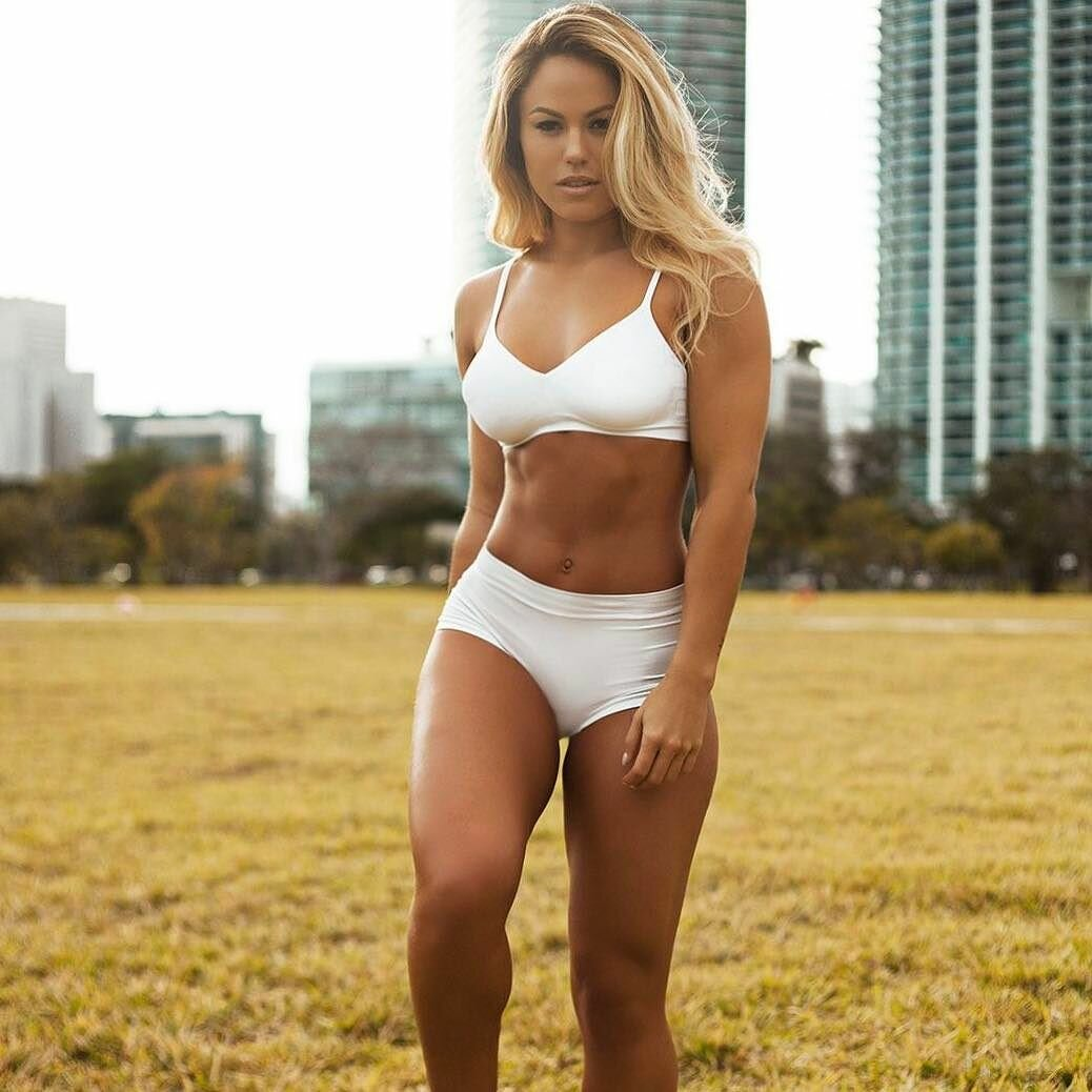 Tamra dae - greatest physiques