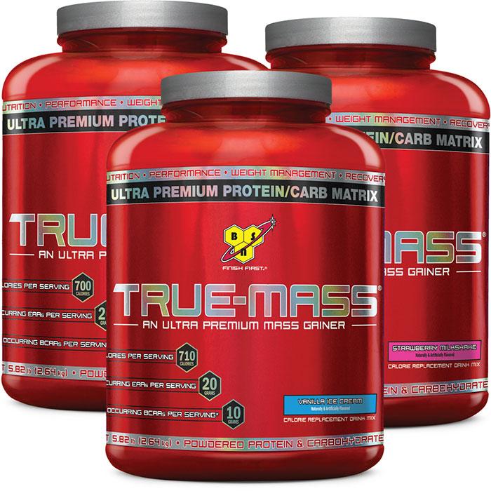 True-mass от bsn - спортивное питание на dailyfit