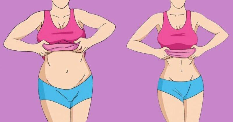 Как убрать жир с живота: быстро избавиться от жирных и толстых боков у женщин в домашних условиях, диеты, упражнения, рекомендации специалистов | customs.news