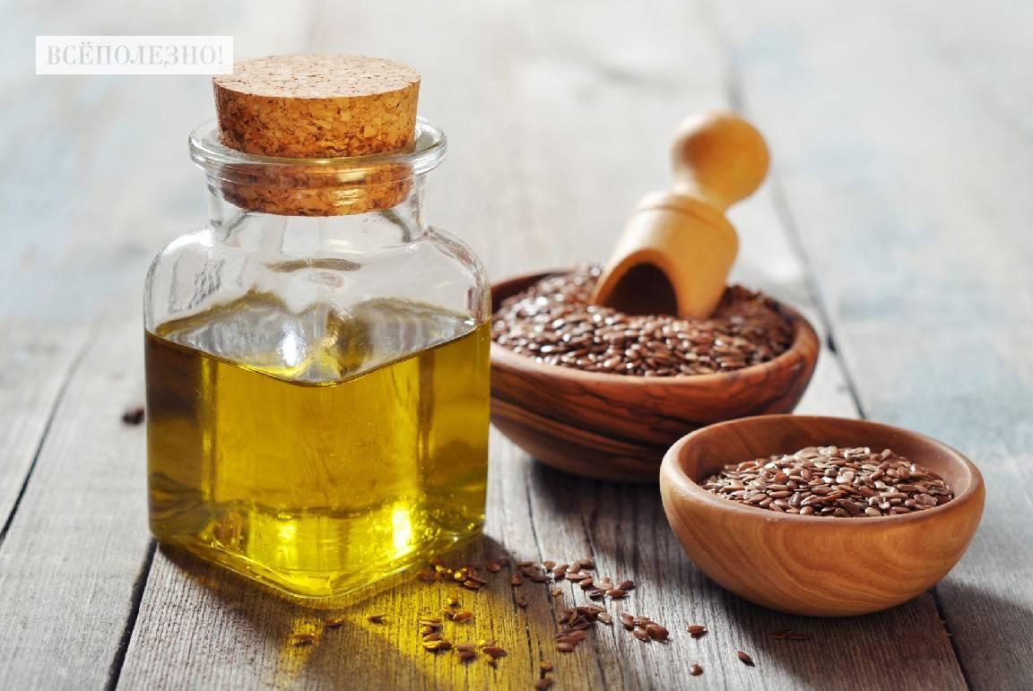 Льняное масло польза и вред как принимать - отзывы рецепты