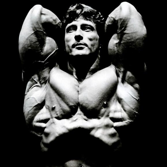 Франко коломбо тренировка грудных мышц