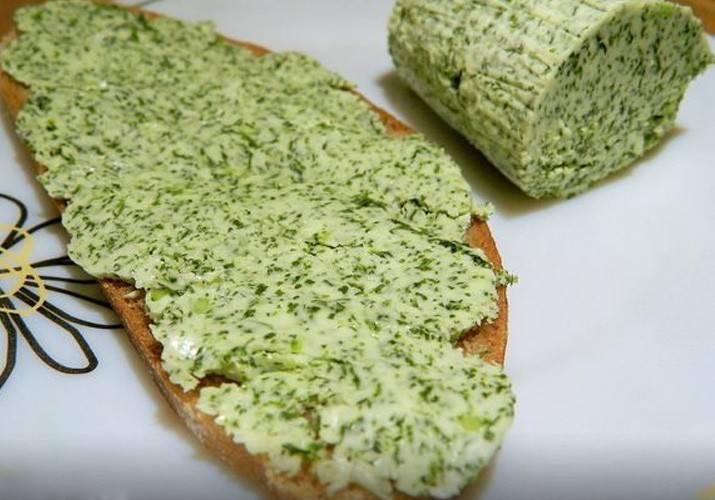 Паста из зелени молодого чеснока – кулинарный рецепт