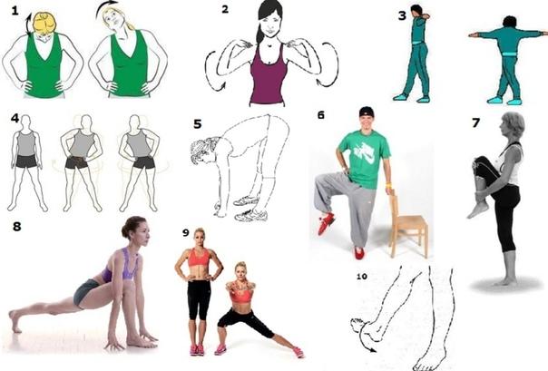 Гимнастика при болях в суставах. показания и противопоказания | запитание