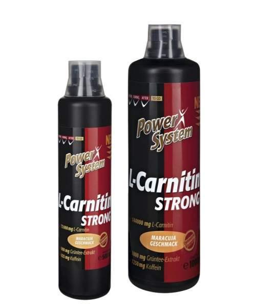 Спортивное питание power system l-carnitin 60000 mg — отзывы