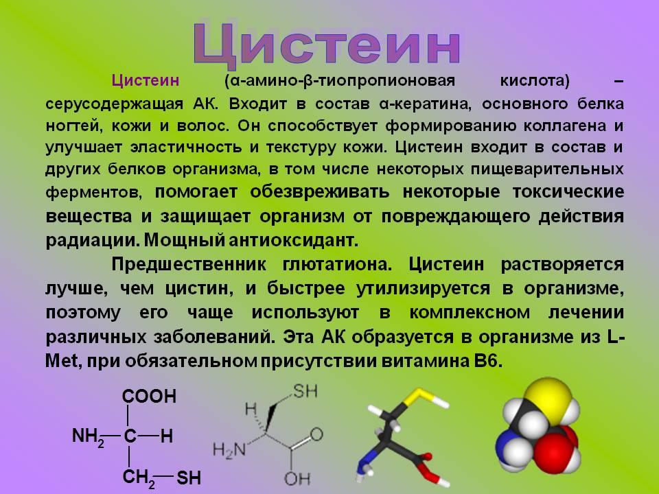 Цитруллин малат – состав, показания к применению и дозировка
