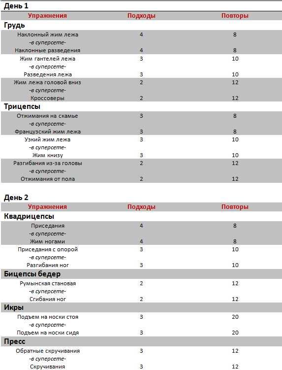 Эктоморф, эндоморф и мезоморф: как тренироваться при каждом типе телосложения