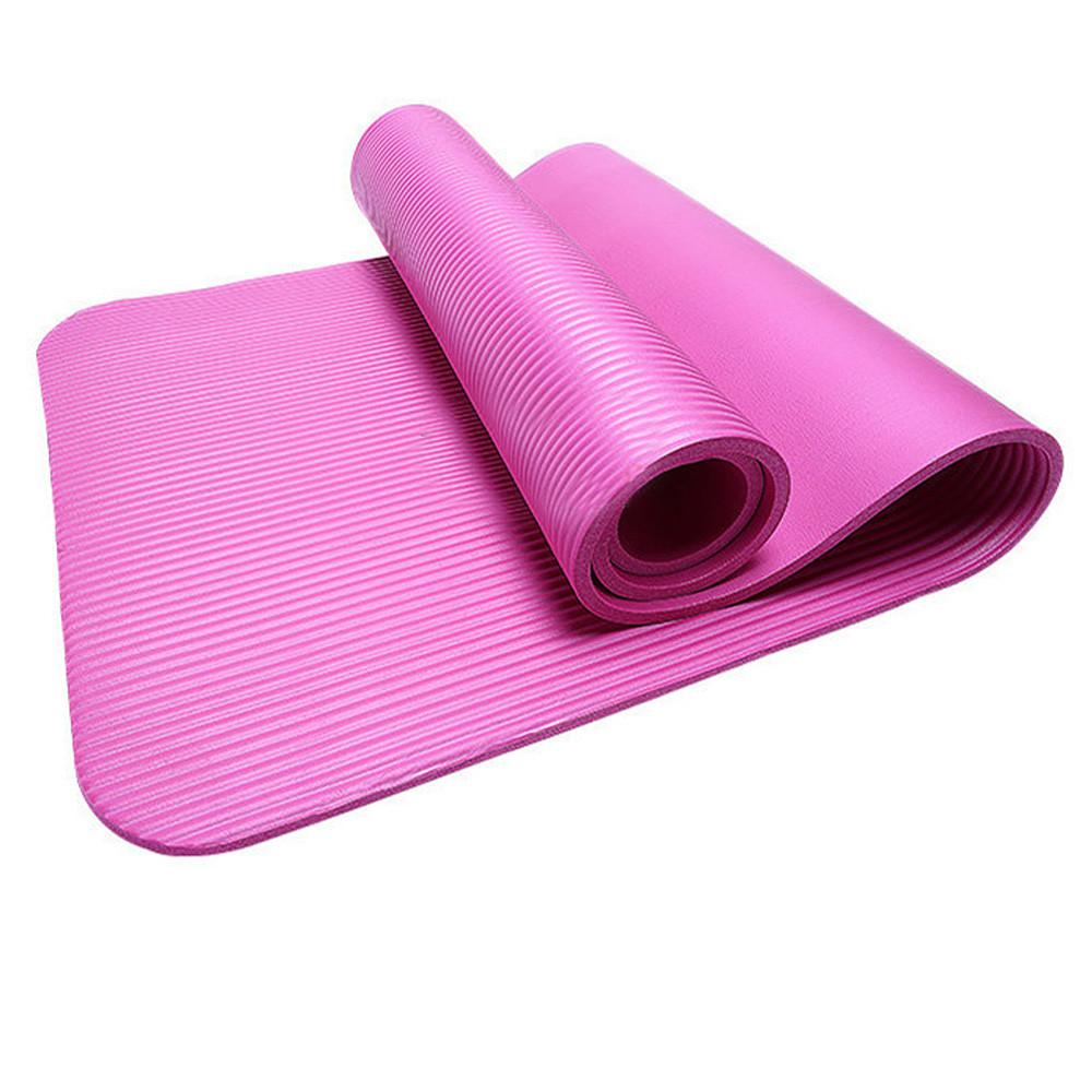 Как нужно выбирать качественный коврик для фитнеса и йоги