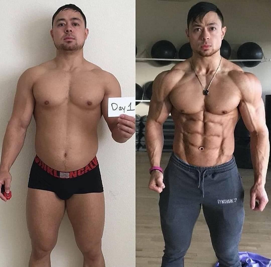 Сколько нужно заниматься, чтобы накачать грудные и другие мышцы с нуля