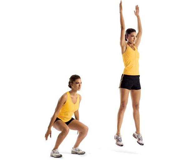 Беговые упражнения - правила и техника выполнения