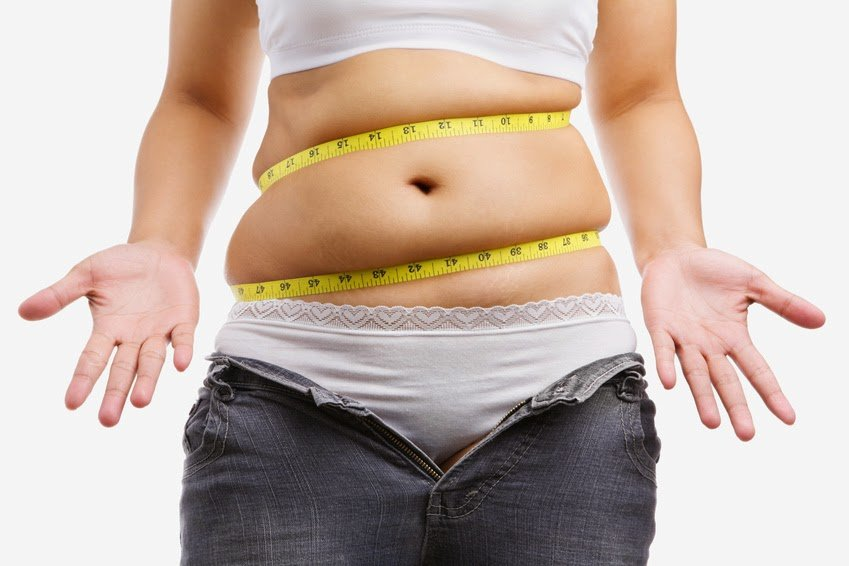 Внутренний жир:10 работающих правил, которые помогут от него