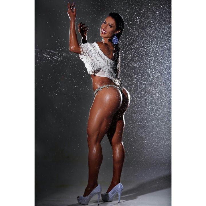 Грациана барбоза (gracyanne barbosa) – биография и фото бразильской фитнес модели - от инфекции