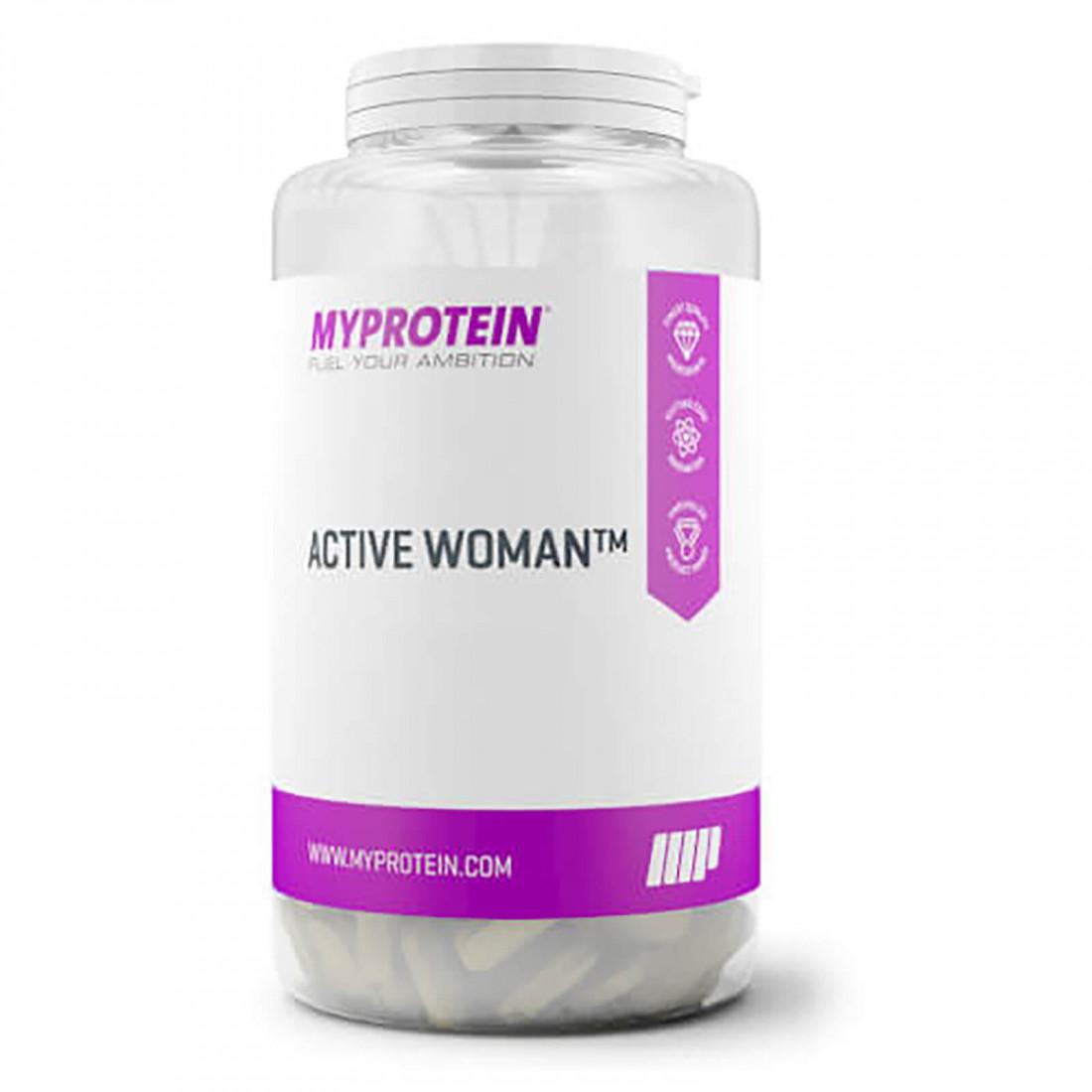 Myprotein active woman витамины отзывы