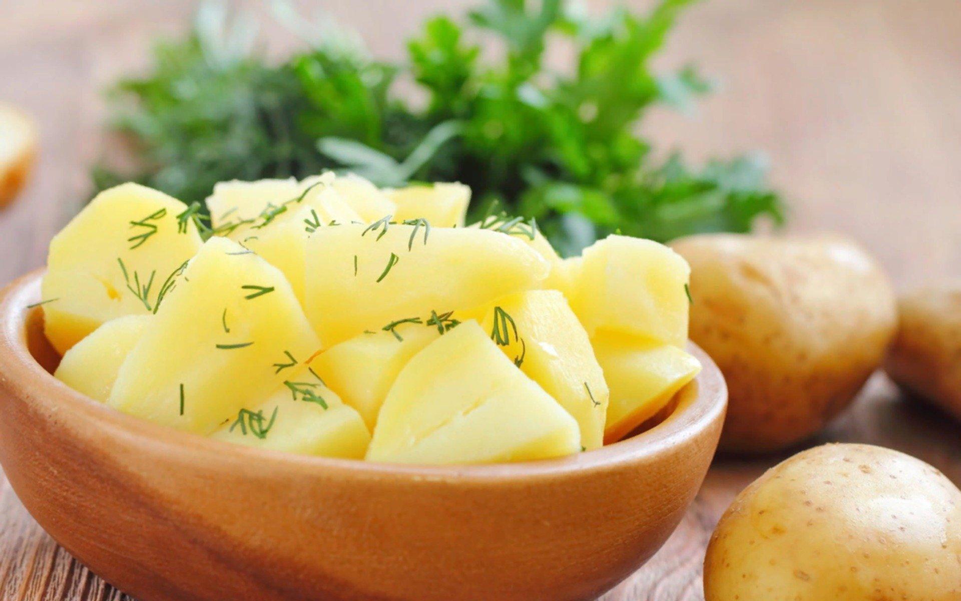 Картофельное пюре: польза и вред   польза и вред