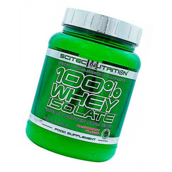 100% whey isolate от scitec nutrition: как принимать, состав