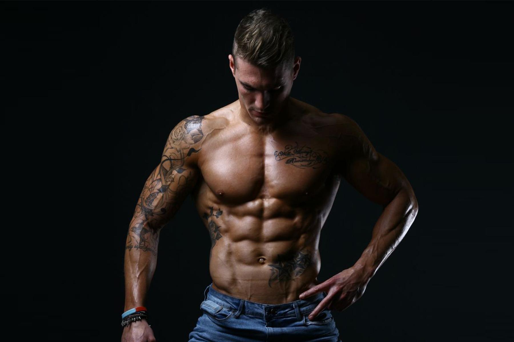 Cамые мускулистые мужчины мира: мой личный топ с фото