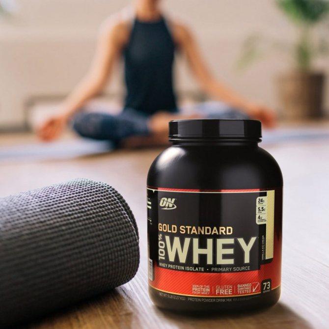 Протеин 100% whey gold standard от optimum nutrition: обзор и цена