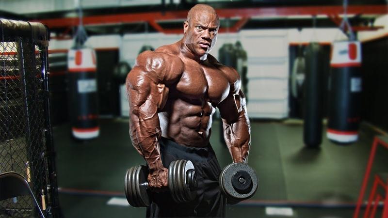 Фил хит, биография чемпиона и антропометрические данные | muscleprofit