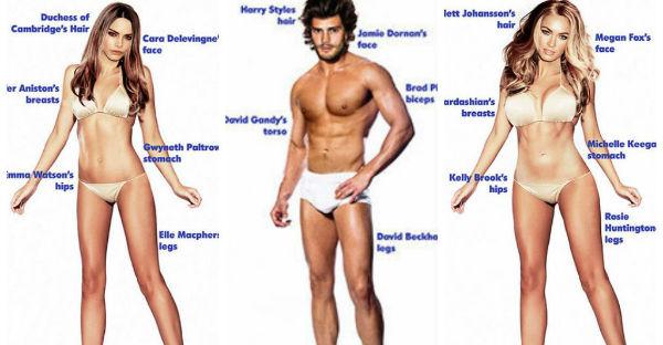 Какие парни по внешности нравятся девушкам: фото и статистика женских вкусов