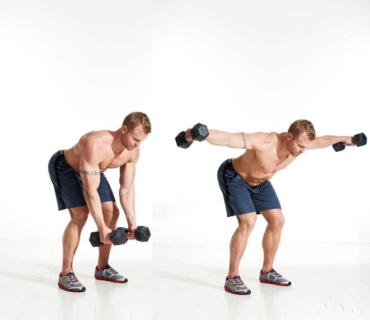 Упражнения на ноги с гантелями для мужчин в домашних условиях