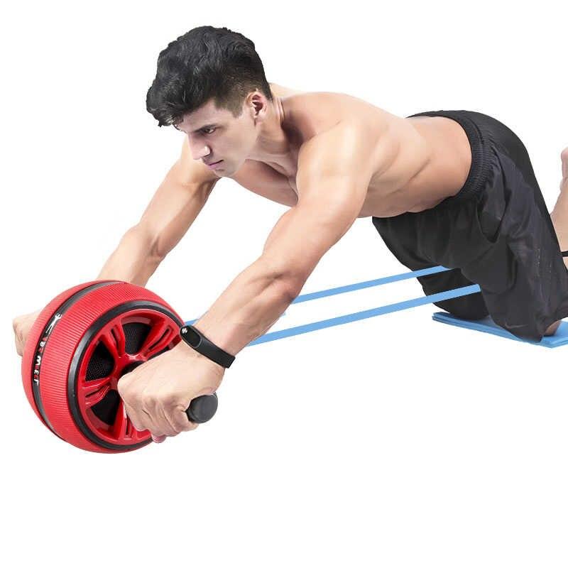 Лучшие упражнения с гимнастическим роликом для пресса для мужчин и женщин