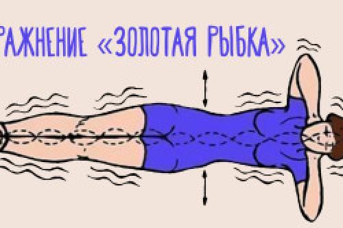 Третье правило здоровья: упражнение «золотая рыбка». полная энциклопедия оздоровления