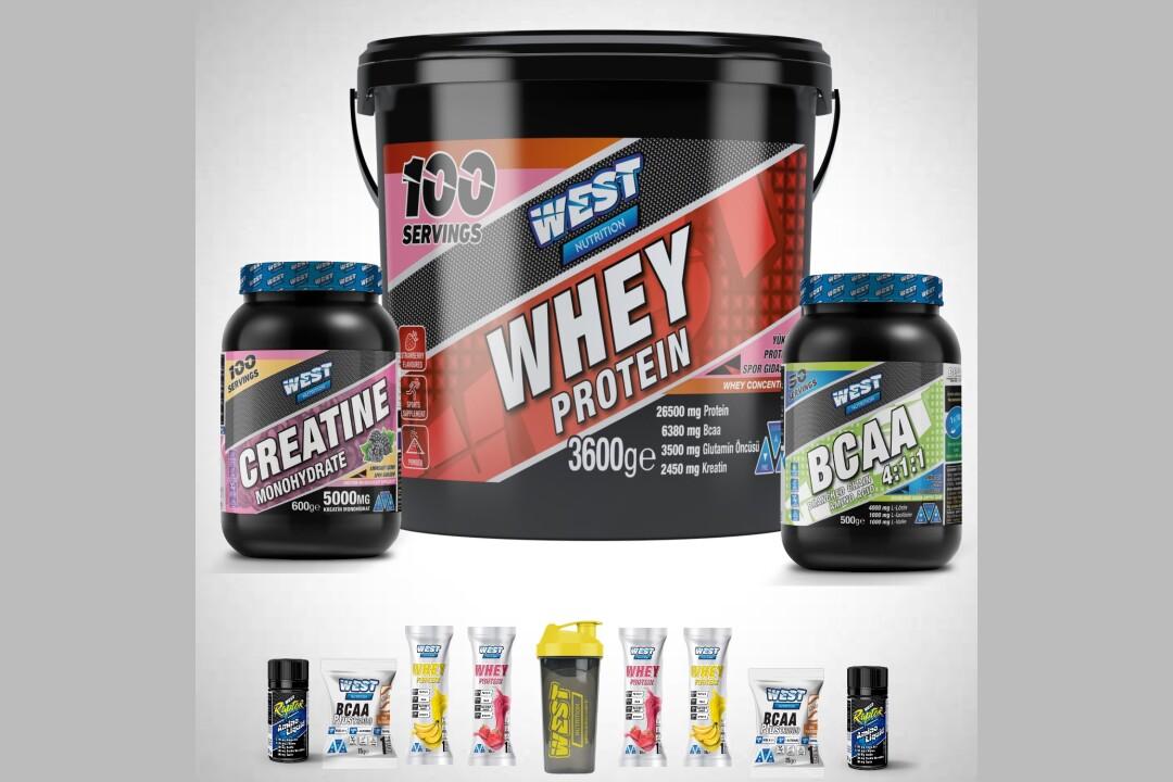 Bcaa или протеин: что лучше для питания спортсмена?