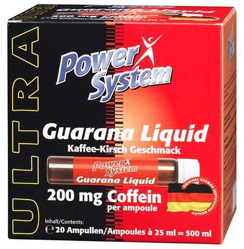 Guarana liquid power system противопоказания