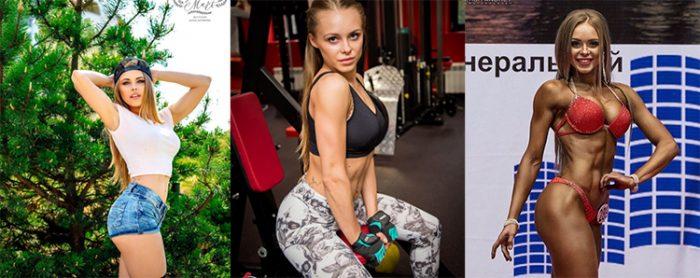 Фитнес-бикини: как стать с нуля звездой. тренировки, диета