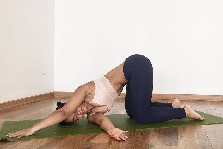 Йога для плечевых суставов - умный доктор