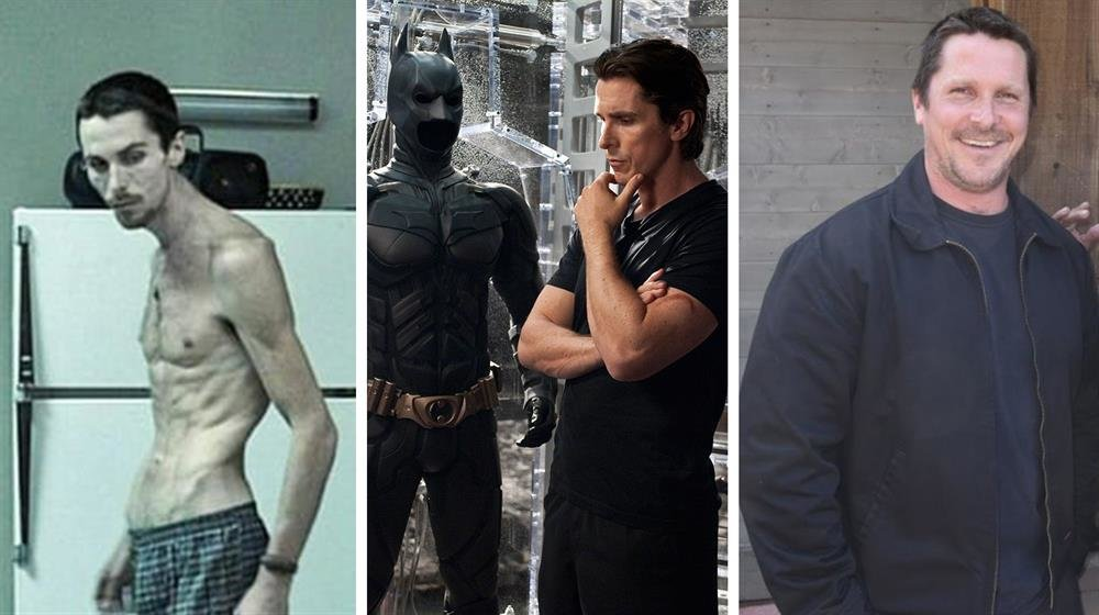 Кристиан бэйл: самый лучший бэтмен и актёр | brodude.ru