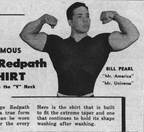 Bill pearl