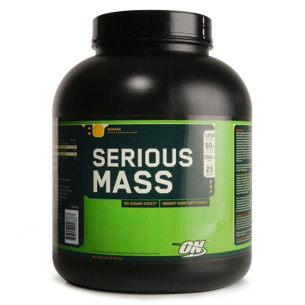 Serious mass от optimum nutrition. тестируем серьезный гейнер для серьезного набора веса! - dailyfit
