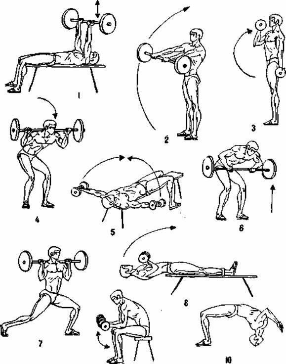 Суставная гимнастика: особенности и почему нужно делать + 20 упражнений