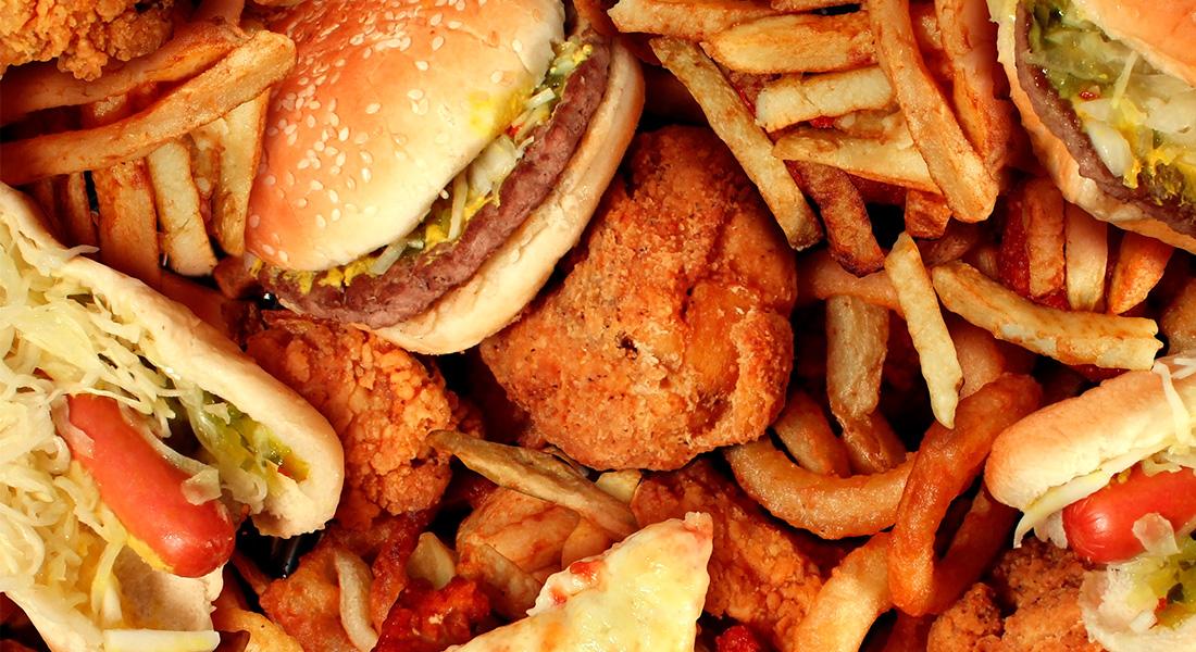 Вредная еда - топ-20 самых вредных продуктов для здоровья человека