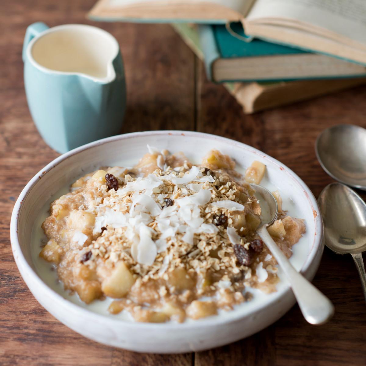 Овсянка и кипяток | рецепт овсянки на воде для похудения на завтрак