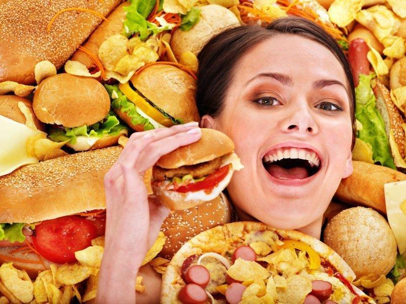 Почему вредная еда вкусная все тонкости и секреты