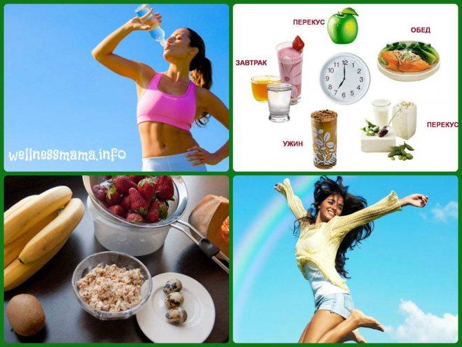 Как восстановить метаболизм?
