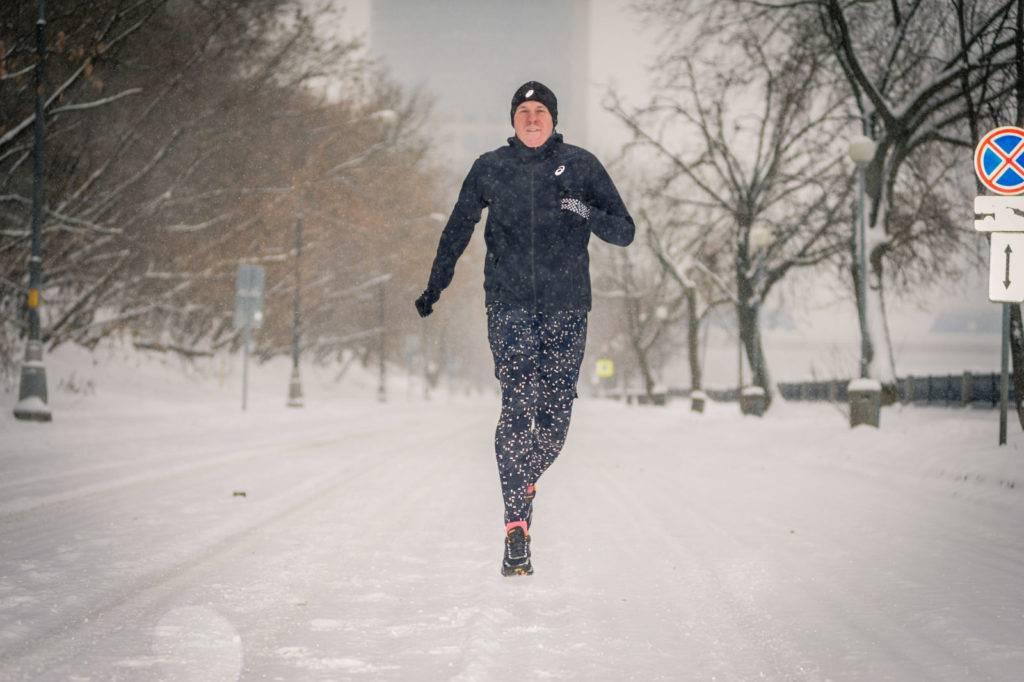 Бег зимой: как бегать в холодную погоду