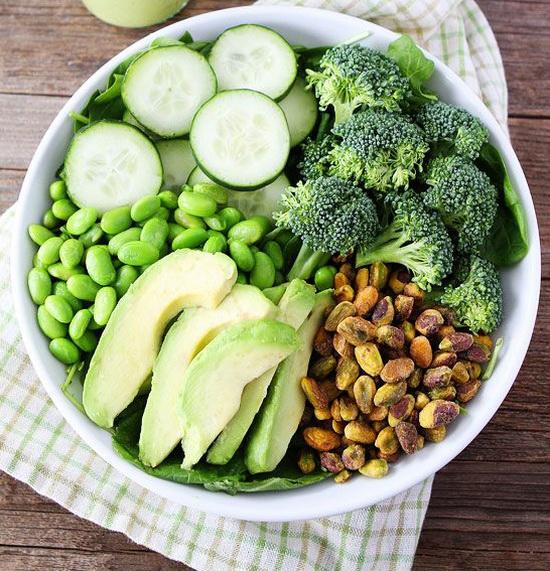 Белковая диета для вегетарианцев для похудения