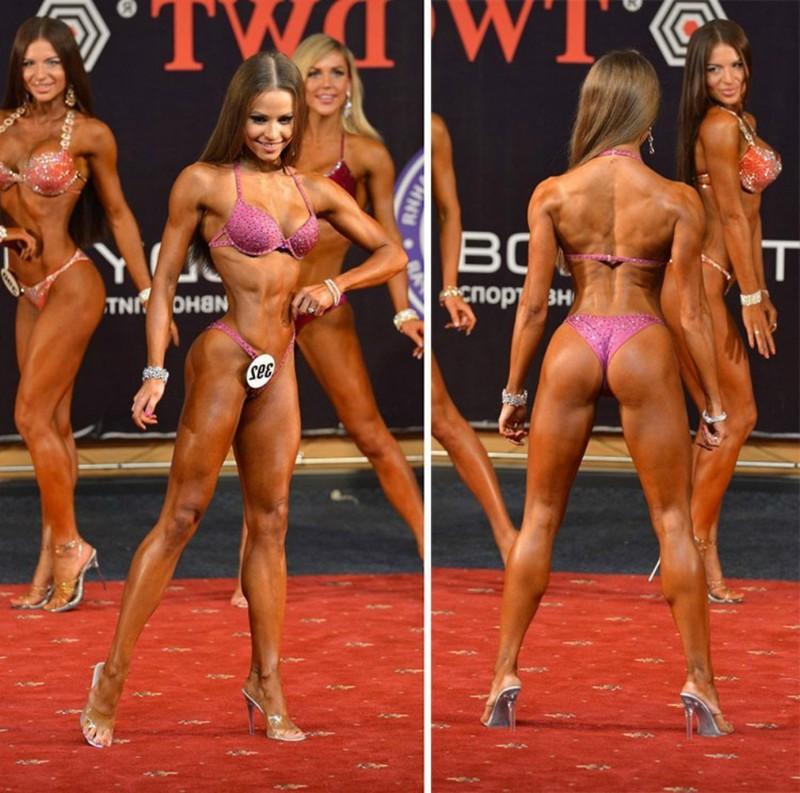 Они мотивируют: 10 мировых моделей фитнес-бикини