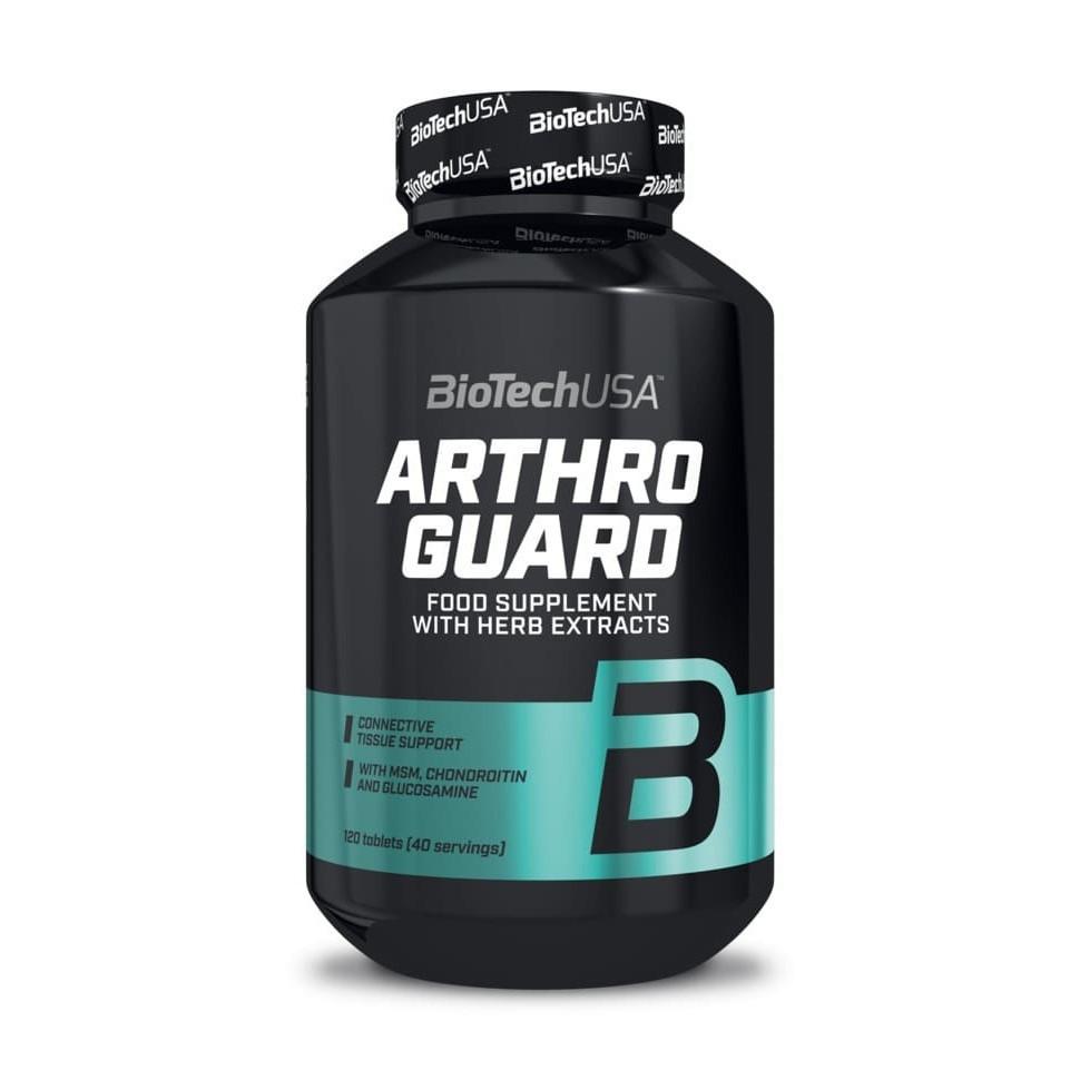 Arthro guard 120 таб. biotech (usa)