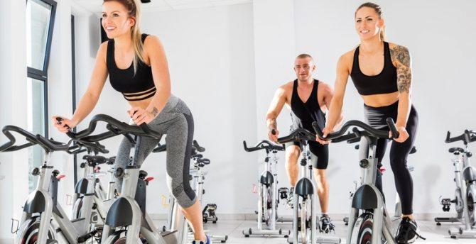 Сайклинг – тренировка для похудения и выносливости